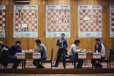 Chess in Armenia | Flickr: Intercambio de fotos