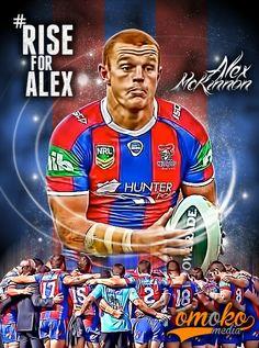 Alex McKinnon, Newcastle Knights.