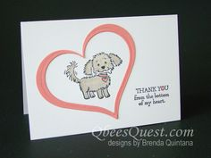 Bella & Friends Note Card