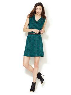 Jackie Sleeveless Belted Dress by Tart on Gilt.com