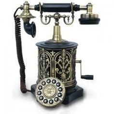 Steampunk Telephones=>