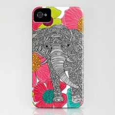 I love this phone case! Elephants remember!