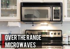 Here's the list of best over the range microwave ovens you can buy in Over Range Microwave, Otr Microwave, Microwave Recipes, Oven Vent, Kitchen Gadgets, Kitchen Appliances, Microwaves, Home Recipes, Food Preparation