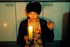 Mira Heo - selfportrait series #3