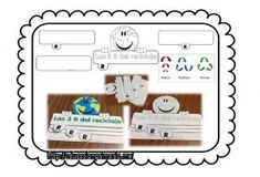 Science, Ideas, Activities, Recycling Projects, Primary Education, 1st Grades, Thoughts