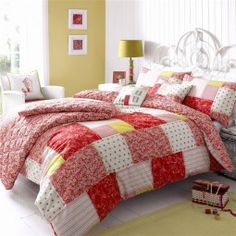 Kirsty Allsopp Luella Strawberry Bedding