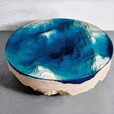 This autumn, Duffy casts an eye downwards - looking to the depths ofthe ocean to dream up a dramatic new coffee table, that introduces themajesty of the big blue to the interior... As well as servicing youwith somewhere impressive to put your cup of tea. Edition closed Please contact us for further information