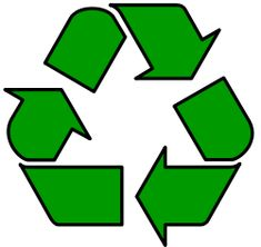 we recycle!