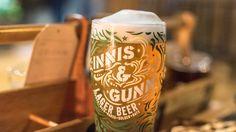 Innis and Gunn Beer Kitchen, Edinburgh