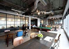 Leo Burnett HQ – One Truly Modern Urban Workspace
