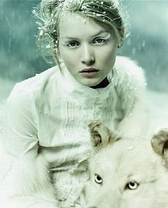 winter fairytale #snow queen