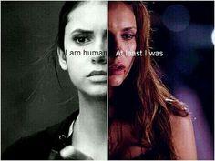 I am human at least i was