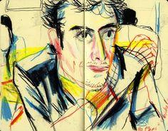 Sketch - Yann Kebbi