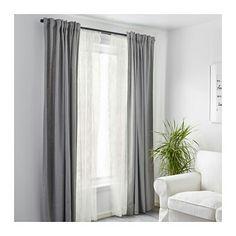 Ikea sheer/net curtain alvine spets