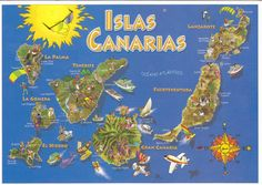 Sobre las azules y refrescantes aguas del océano Atlántico, las Islas Canarias exhiben toda la magia de un archipiélago único en el mundo por su diversidad y riqueza subtropical; todo un universo del que disfrutar en un clima primaveral que se prolonga 12 meses al año.El Hierro, La Palma, La Gomera, Tenerife, Gran Canaria, Fuerteventura y Lanzarote, todas ellas espectaculares y muy diferentes
