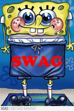 SpongeBob SwagPants