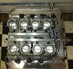 Custom Built 482CI 427 SOHC Ford Cammer Engine 650HP Pump Gas Street Engine | eBay