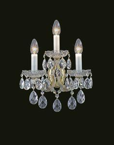 #Roi #TimelessHeritageCatalogue #Chandelier #LightingDesign #BohemianCrystal #Gold