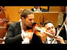 加勒比海海盜主題曲 小提琴演奏 David Garrett - YouTube