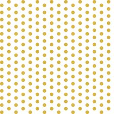 GoldPolkaDots fabric by mrshervi on Spoonflower - custom fabric - I want to use this somewhere in my house!