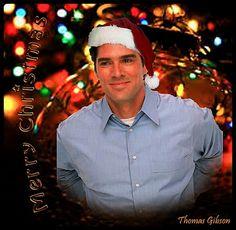 Thomas Gibson - Merry Christmas…
