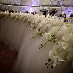 Bridal Table Styling   silk flowers info@elanakweddings.com.au