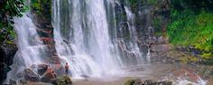 San Andres, Coviriali waterfall- Satipo - Junin - Peru