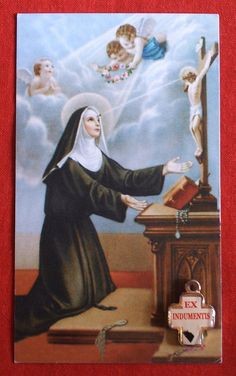 Saint Rita of Cascia - the sweet saint of the impossible