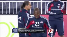 New England Revolution debuts new gear