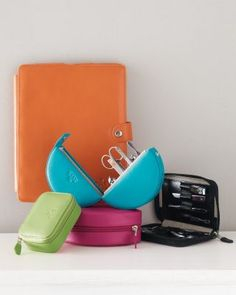 Leather Travel Accessories
