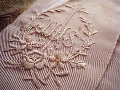 Altar Cloth, Needle And Thread, Monograms, Brooch, Embroidery, Stitch, Purses, Heart, Handmade