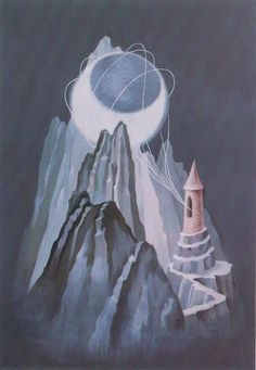 Correspondances, 1951. – Remedios Varo Remedios Varo