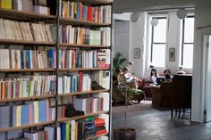 Inside The Paris Review Offices