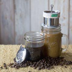 Ecojarz Coffee Maker! Kaffee kochen ganz im Stil vom Vietnam Coffee Maker!