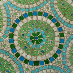 I am proud to announce that maria starling has brought her - Table mosaique rectangulaire ...
