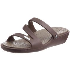 2dc4cf14934a7a  39.95 crocs Women s Patricia Sandal - Stay cool under the sun in these  fashionable Crocs Patricia