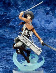 Attack on Titan Statue 1/8 Mikasa Ackerman 19 cm