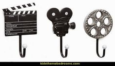 Decorating theme bedrooms - Maries Manor: Movie themed bedrooms - home theater design ideas - Hollywood style decor - movie decor - Film decor - home cinema decor - movie theater decor - Home Theater Curtains - cabinet knobs movie theater Home Theater Curtains, Home Theater Rooms, Home Theater Seating, Cinema Room, Home Theater Design, Hollywood Room, Hollywood Style, Hollywood Theme Bedrooms, Movie Themed Rooms