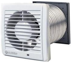 REPBLAAERO 150WALLKIT Thru/Wall Fan Kit 150mm Standard Inc Duct  $89 + GST