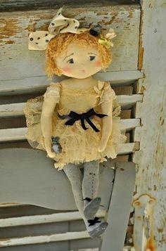 Mimin Dolls: Doll Sweet  pattern pages 2 & 3 follow