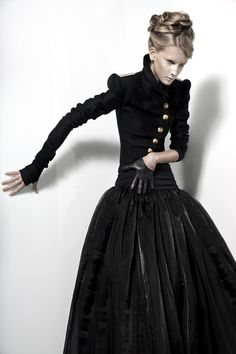 Fenia Fabropoulou Photography...the skirt...the top, the glove