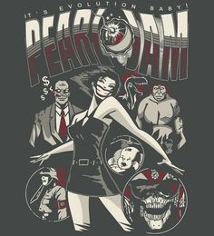Pearl Jam ♥ Do the Evolution Babay!