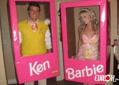Barbie and Ken Photos and Pictures