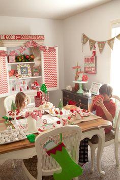 North Pole Breakfast with Santa's Magical Christmas Elf » Hello Love Designs