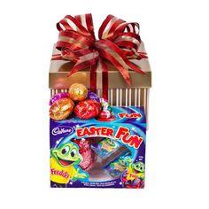 easter hamper - Compare Price Before You Buy Cadbury Dairy Milk Chocolate, Cadbury Easter Eggs, Chocolate Easter Bunny, Easter Treats, Easter Gift, Easter Baskets