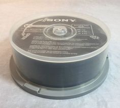 DVD+R Sony 25 pack 120 min 4.7 GB 1x-8x blank spindle Opened  | eBay