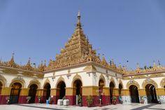 Mandalay, Mahamuni Pagode