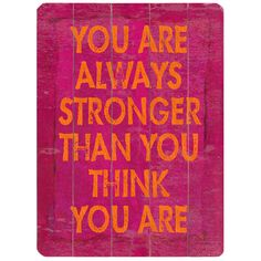 You Are Always Wall Art