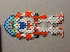 Blades Rescue Bots perler beads