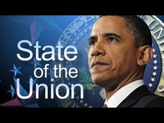 FULL SPEECH - President Obama's Final State of the Union Address - 1/12/2016 - YouTube